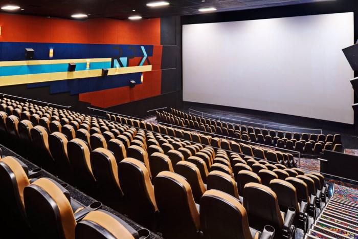 Rpx movie seats