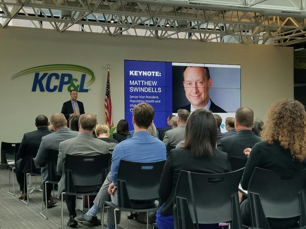 WTDKC 2016, Keynote: GO GLOBAL KC! Matthew Swindells, Senior Vice President, Population Health and Global Strategy, Cerner