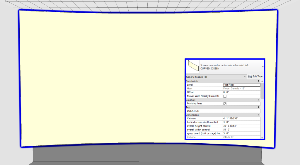 MIKE2 - 3D View - Screen