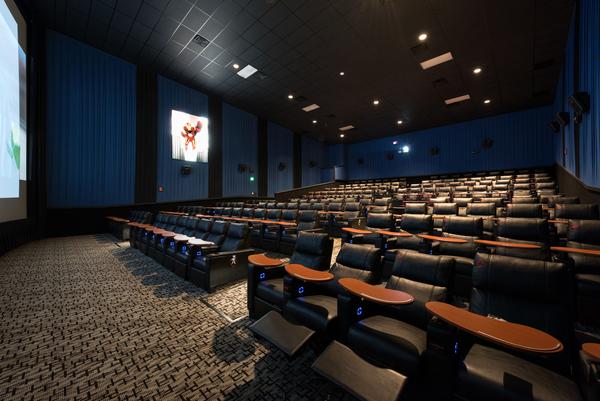 New Cinema Cafe In Chesapeake Va