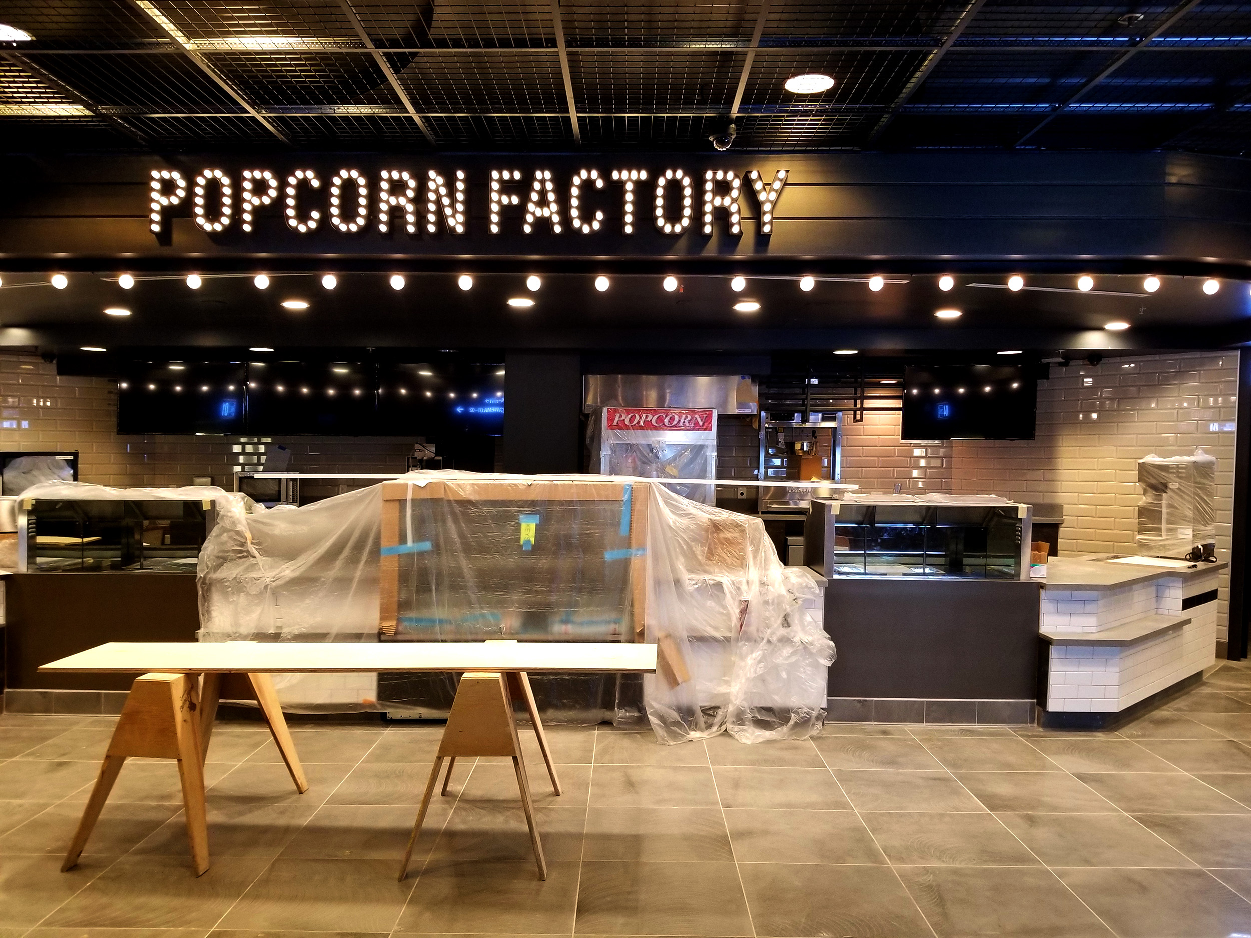 Popcorn Factory Concessions
