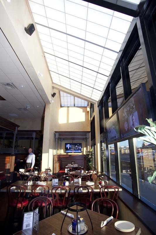 REMODELED restaurant
