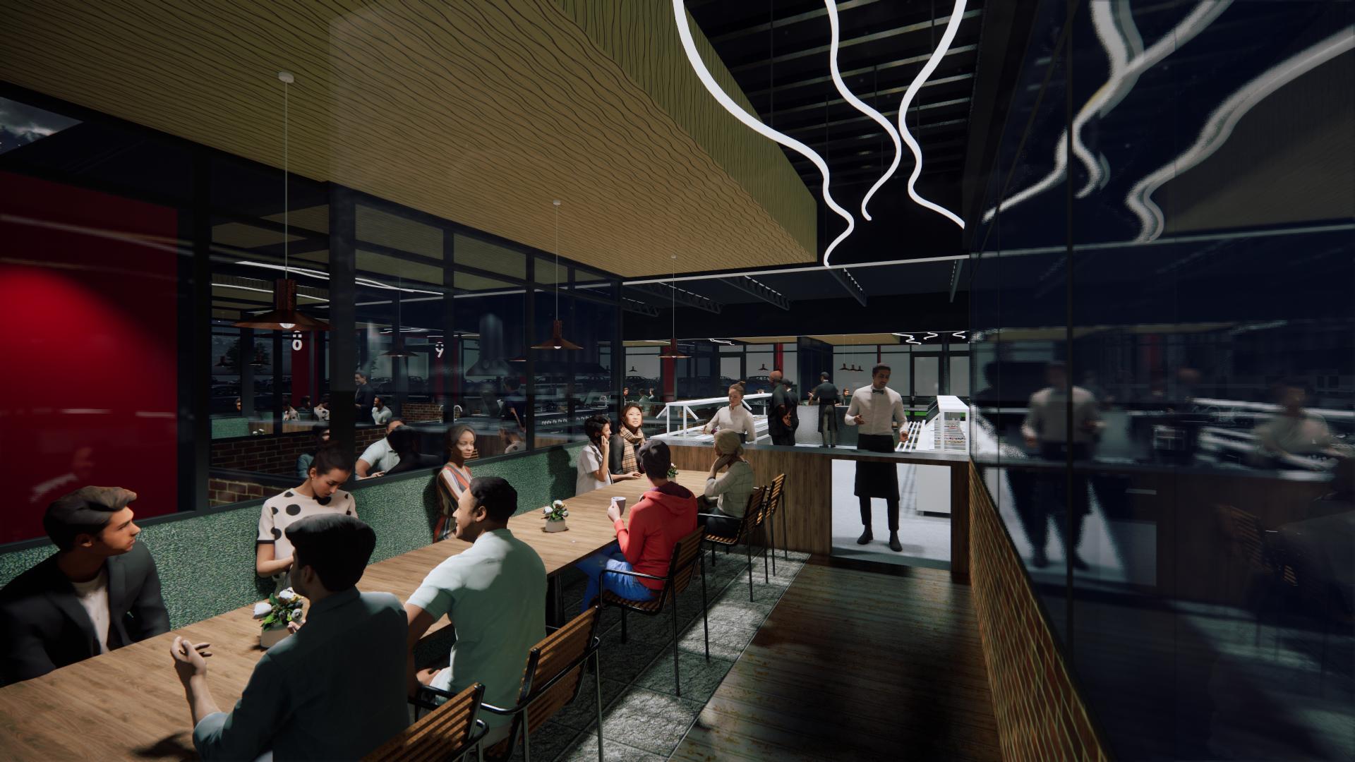 Reimagining the Restaurant Week: 3