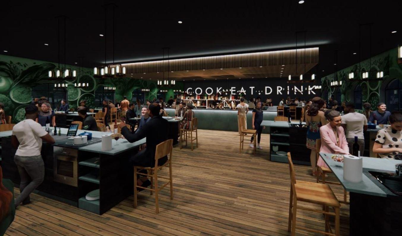 Reimagining the Restaurant: Week 4