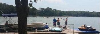 First Lake Day